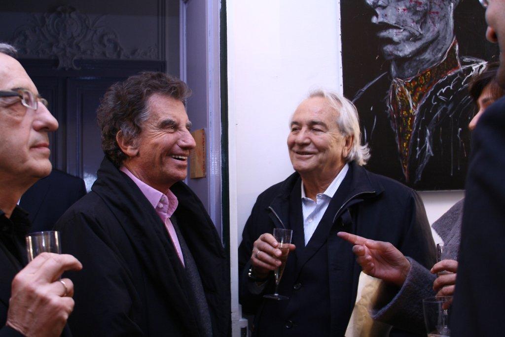 Jack et Alfonso