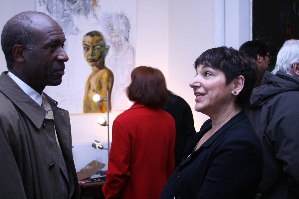 Galerie Maol:Jean-Paul et Scarlet