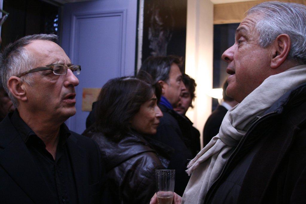 Galerie Maol: avec Riccardo Zucconi