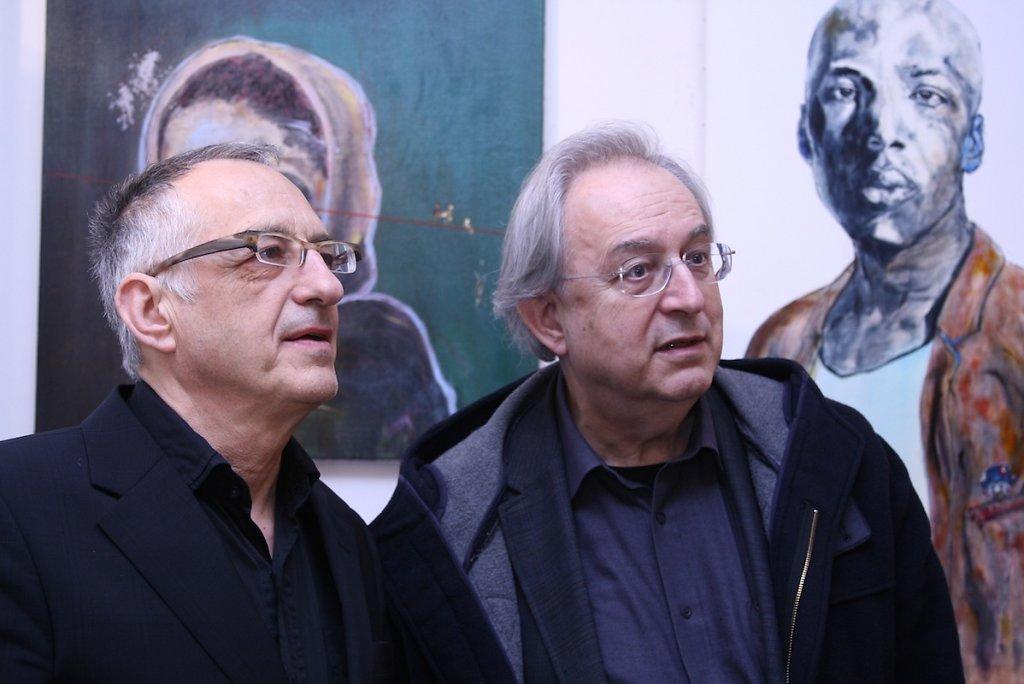 Avec Claude Mollard